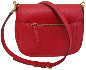 9209a3cea6da Red Marc by Marc Jacobs Cross Body Bags - Up to 90% off at Tradesy