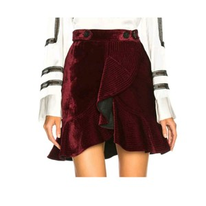 self-portrait Mini Skirt