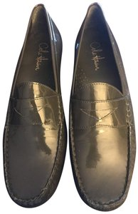 Cole Haan green (army) Flats