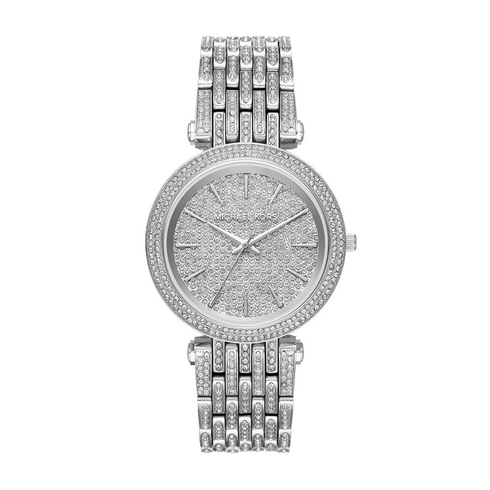 d85d3d4933b0 Michael Kors  495 NWT Darci Stainless-Steel Watch MK3779 Image 0 ...