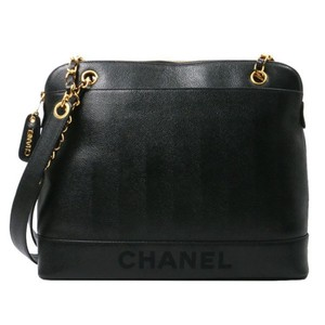 Chanel Vintage Caviar Shoulder Bag
