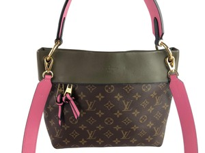 Louis Vuitton Monogram Tuileries Cross Body Bag