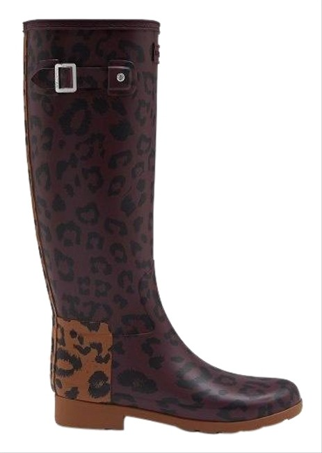 Item - Oxblood/Thicket Refined Leapard Wft2018ma Boots/Booties Size US 6 Regular (M, B)
