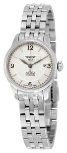 Tissot Le Locle Swiss Made Automatic Stainless Steel Round Ladies Watch