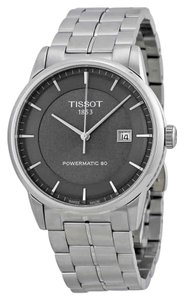 Tissot Luxury Automatic Swiss Made Stainless Steel Round Men's Watch