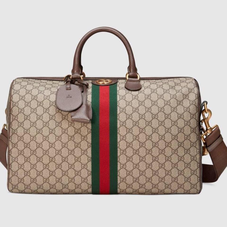 06e734afe634 Gucci Ophidia Gg Medium Carry-on Duffle Weekend/Travel Bag - Tradesy