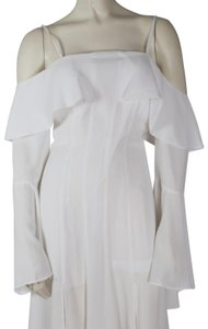 White Maxi Dress by C/meo Collective