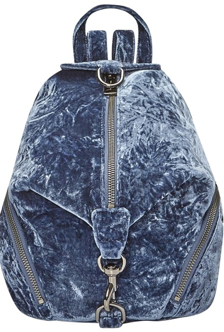 Item - New with Tags Purple Velvet Backpack