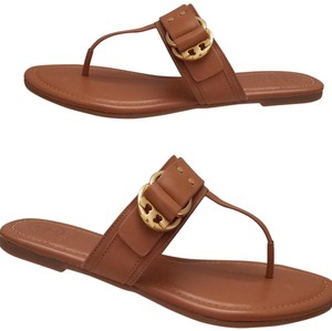 b06528b48fd Tory Burch Marion Quilted Sandals Size US 7 Regular (M