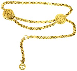 """Chanel Chain """"CC"""" Necklace - fits up to 34"""" (ns)"""