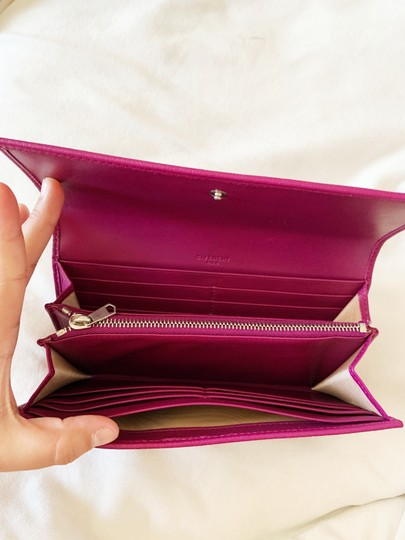 Givenchy Givenchy Pandora Long Flap Wallet in Leather Image 2
