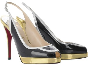 fdea50582f9 Women s Silver Christian Louboutin Shoes - Up to 90% off at Tradesy