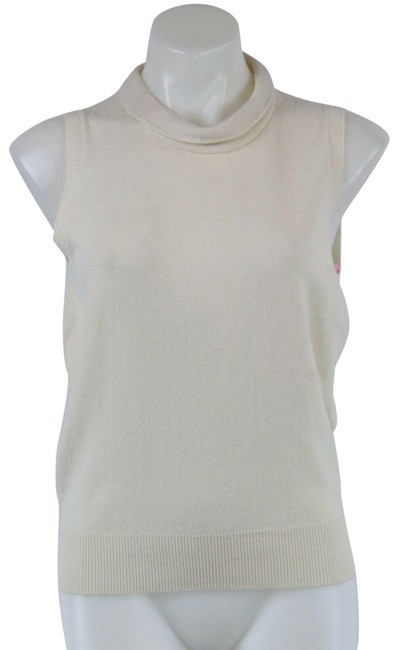 Item - Ivory Neck Large Tank Top/Cami Size 12 (L)