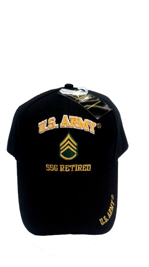 KYS Design U.S. Army SSG Retired Cap Image 0