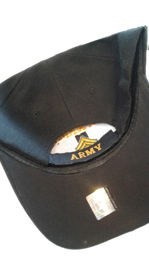 KYS Design U.S. Army SSG Retired Cap Image 2