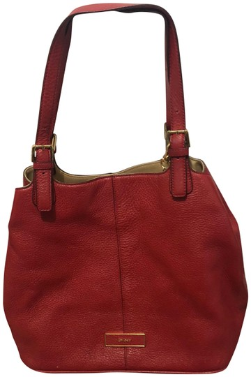 Preload https://img-static.tradesy.com/item/24974723/dkny-large-red-leather-tote-0-1-540-540.jpg