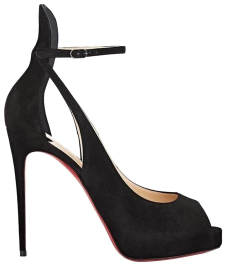 Preload https://img-static.tradesy.com/item/24974738/christian-louboutin-black-mascaralta-suede-pee-toe-stiletto-pumps-size-eu-405-approx-us-105-regular-0-2-540-540.jpg