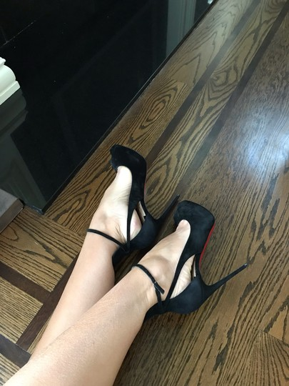 Christian Louboutin black Pumps Image 8