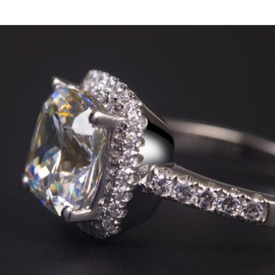Diamond 4.5 5 5.5 6 6.5 7 7.5 8 8.5 Pt950 Engagement Ring