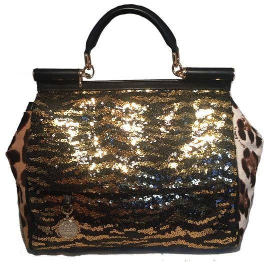Preload https://img-static.tradesy.com/item/24974877/dolce-and-gabbana-dolce-and-gabbana-zebra-and-leopard-print-fur-miss-sicily-multicolor-sequins-shoul-0-0-540-540.jpg