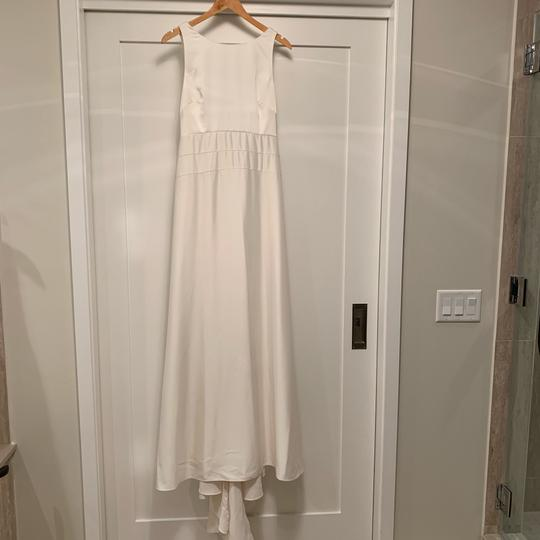 J.Crew Ivory Never Worn with Tags Percy Vintage Wedding Dress Size 4 (S)