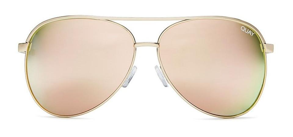 799aed1b3ce Quay Vivienne Large Aviator - FREE 3 DAY SHIPPING - Oversized Image 0 ...