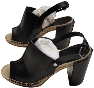 9a09b5c23 Black Hermès Sandals - Up to 90% off at Tradesy