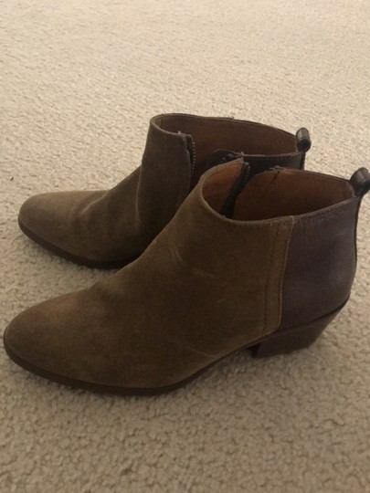 Madewell brown Boots Image 3
