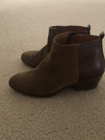 Madewell brown Boots Image 4