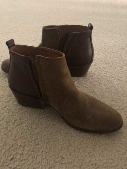 Madewell brown Boots Image 7