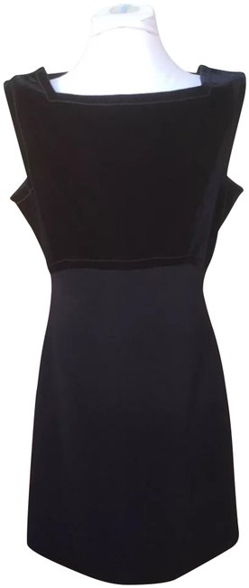 Preload https://img-static.tradesy.com/item/24975411/max-studio-black-leon-mid-length-short-casual-dress-size-petite-2-xs-0-1-650-650.jpg