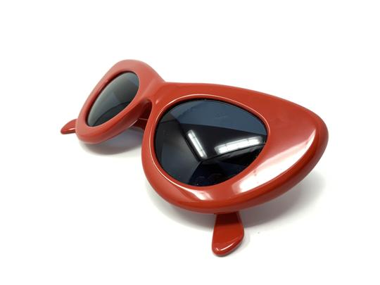 Preload https://img-static.tradesy.com/item/24975647/celine-red-cat-eye-sunglasses-0-0-540-540.jpg