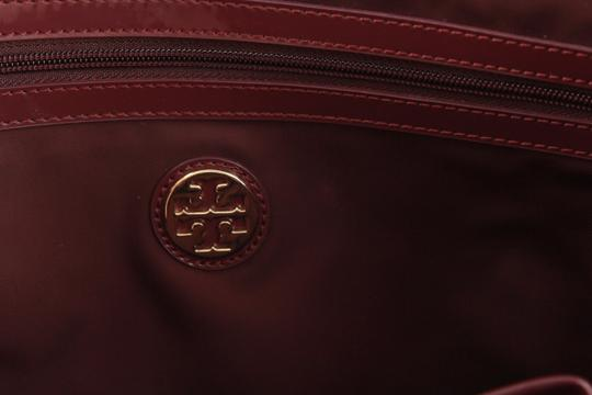 Tory Burch Nylon Ella Quilted Tote in purple Image 10