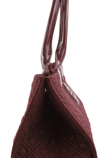 Tory Burch Nylon Ella Quilted Tote in purple Image 6