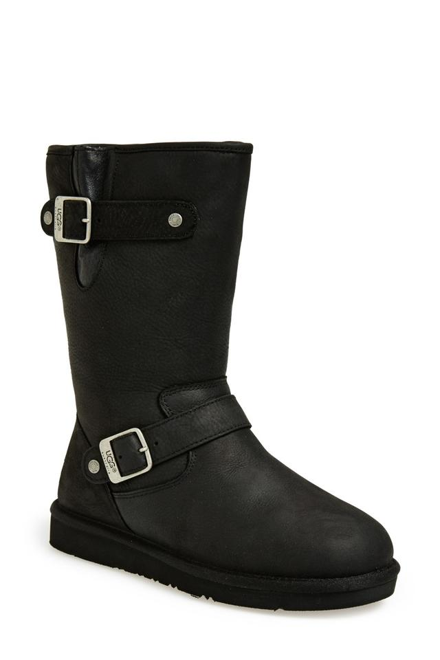 b7340849380 UGG Australia Black 'sutter' Water-resistant Suede Winter Boots/Booties  Size US 5 Regular (M, B) 37% off retail