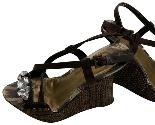 Sam Edelman brown Wedges Image 0