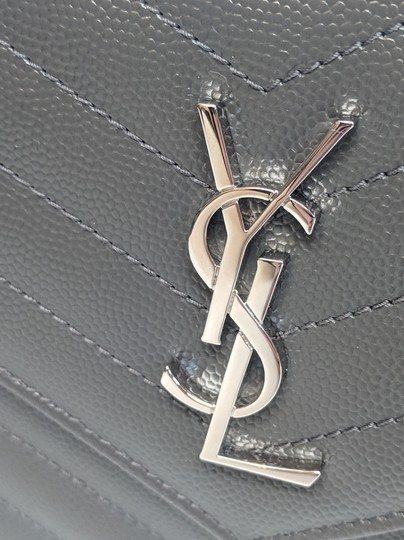 Saint Laurent Ysl Wallet On Chain Woc Cross Body Bag