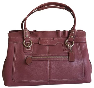 719c3849cb85 Purple Coach Bags - Up to 90% off at Tradesy