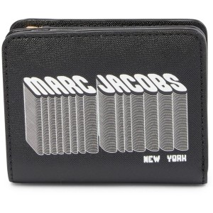 Marc Jacobs M0014817 LLEATHER BILL FOLD WALLET