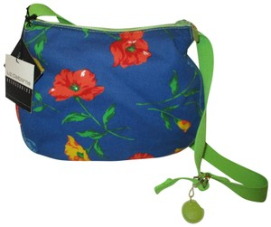 Liz Claiborne Floral Print Reversible 003 Shoulder Bag