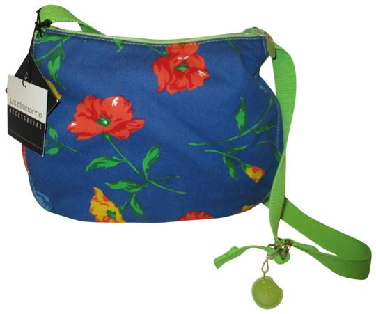 Preload https://img-static.tradesy.com/item/24978232/liz-claiborne-reversible-blue-and-lime-green-cottonpolyvinyl-shoulder-bag-0-1-540-540.jpg