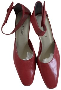 Auditions Red Pumps