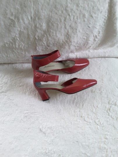 Auditions Red Pumps Image 1