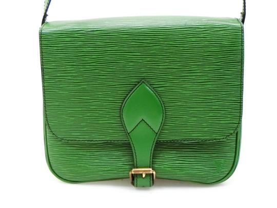 Preload https://img-static.tradesy.com/item/24978364/louis-vuitton-cartouchiere-234661-green-epi-leather-cross-body-bag-0-0-540-540.jpg