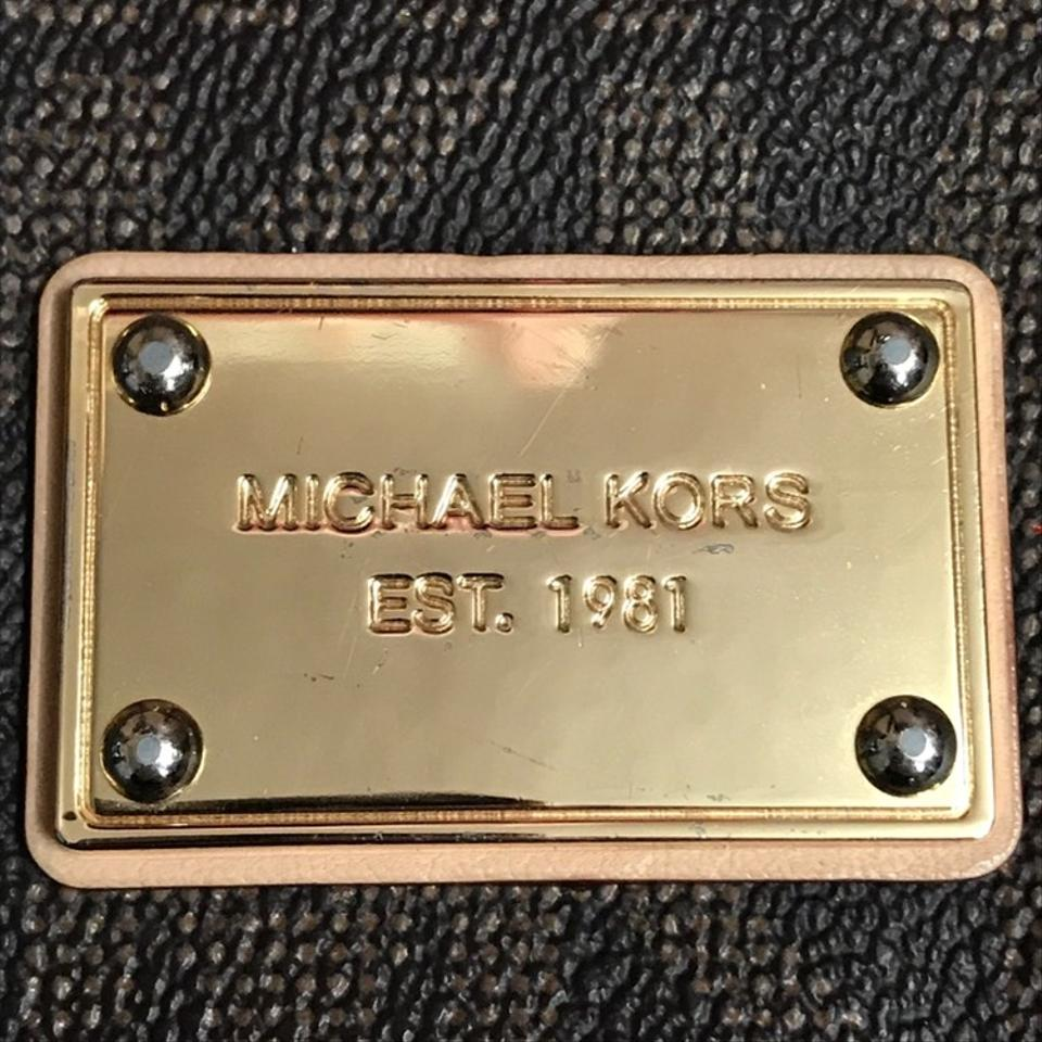 0d78fc2d0ca42 Michael Kors Brown Laptop Sleeve Tech Accessory - Tradesy