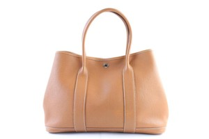 Hermes Neverfull Birkin Kelly Cabas Gst Tote in Brown