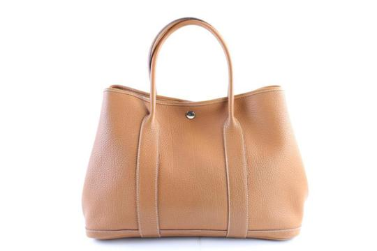 Hermes Neverfull Birkin Kelly Cabas Gst Tote in Brown Image 7
