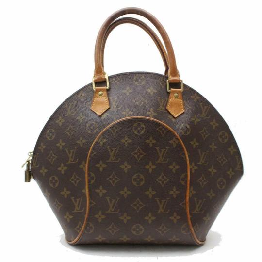 Preload https://img-static.tradesy.com/item/24978679/louis-vuitton-ellipse-monogram-mm-octagon-sea-shell-bowler-870281-brown-coated-canvas-satchel-0-0-540-540.jpg