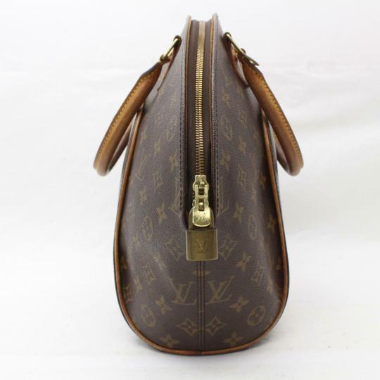 Louis Vuitton Eclipse Elipse Bowler Shell Satchel in Brown Image 11