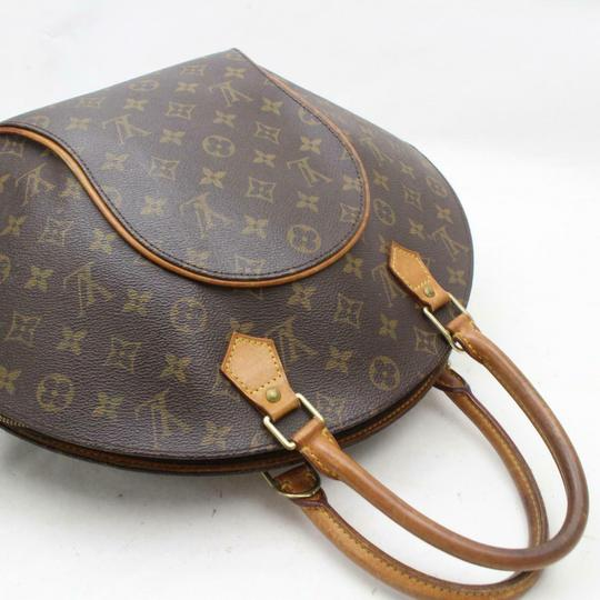 Louis Vuitton Eclipse Elipse Bowler Shell Satchel in Brown Image 4